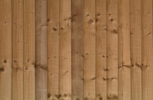 closeboard or featheredge panel